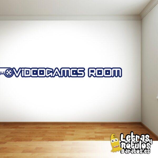 Videogames Room