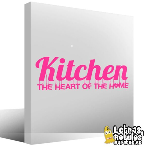Kitchen. The Heart of the Home