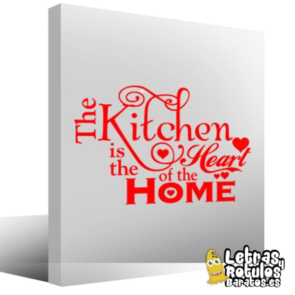 The Kitchen is the Heart of the Home v2