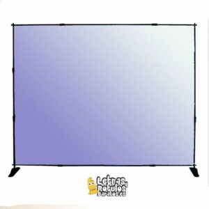 Photocall Extensible 200 x 200 cm.