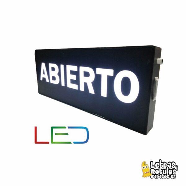 Rótulo Luminoso LED