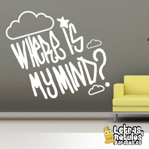 Where is my mind?