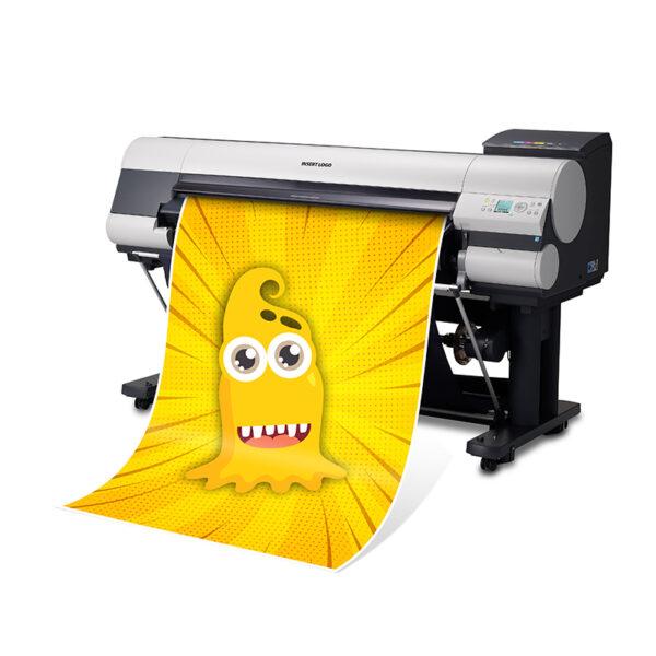 Vinilo Impreso Monomérico