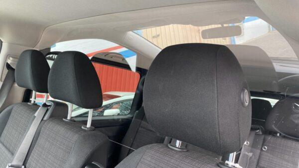 Mampara Protector Vehículos Taxi VTC