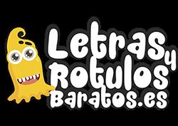 logotipo letras y rotulos baratos